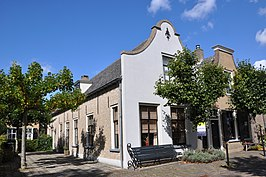 WLM - RuudMorijn - blocked by Flickr - - DSC 0022 Woonhuis, Herengracht 8, Drimmelen, rm 29095.jpg