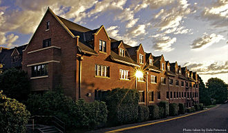 Western Oregon University - Todd Hall