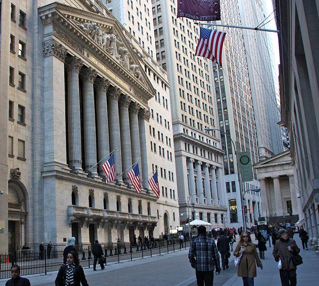 Stock Exchange di New York