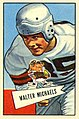 Walt Michaels - 1952 Bowman Large.jpg
