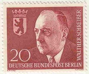 Walther Schreiber - Image: Walther Schreiber