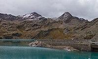 Wandeltocht van parkeerplaats bij centrale Malga Mare (1983m) naar Lago del Careser (2603m) 19.jpg