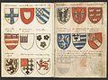 Wapenboek Beyeren (armorial) - KB79K21 - folios 012v (left) and 013r (right).jpg