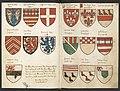 Wapenboek Beyeren (armorial) - KB79K21 - folios 028v (left) and 029r (right).jpg