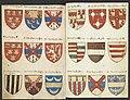 Wapenboek Beyeren (armorial) - KB79K21 - folios 038v (left) and 039r (right).jpg