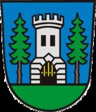 Das Wappen von Burgau
