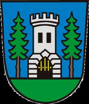 Burgau - Image: Wappen Burgau