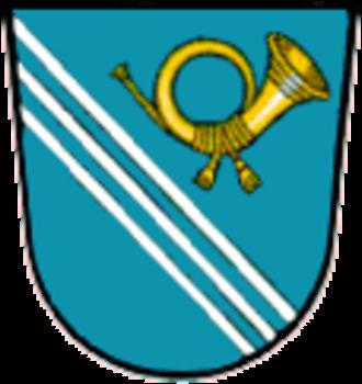 Saal an der Donau - Image: Wappen Saal an der Donau