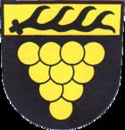 Das Wappen von Weinstadt