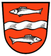 Coat of arms of Fischach