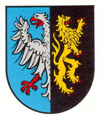Wallhalben - Image: Wappen gem wallhalben