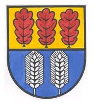 Badenhard - Image: Wappen von Badenhard
