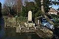 War Memorial by the River Darent, Shoreham - geograph.org.uk - 1729466.jpg