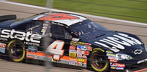 Ward Burton - Burton's No. 4 car in 2007