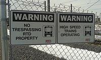 Warning signs at Federal Center Station.jpg