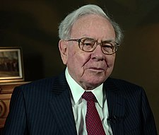 Warren Buffet na SelectUSA Investment Summit v roce 2015