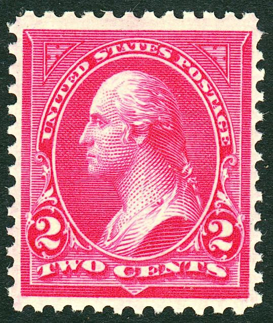 Washington 1895 Issue-2c