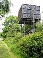 Water Tower, Albury Estate, North Downs Way - geograph.org.uk - 460722.jpg