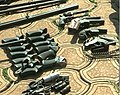 Weapons seized from separatist fighters in Bamenda.jpg