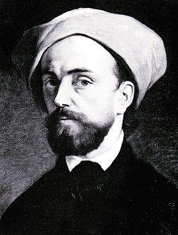Weber Henrik Önarckép 1847.jpg