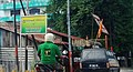 Welcome gate to Silalas, Medan Barat, Medan.jpg