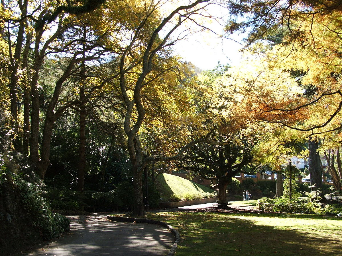 Wellington Botanic Garden - Wikipedia