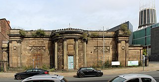 Wellington Rooms, Liverpool Historic building in Liverpool, England