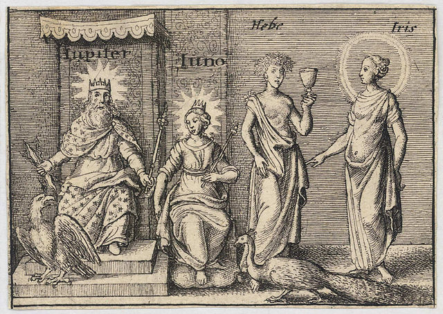The United States of the Solar System, A.D. 2133 (Book Eight) - Page 5 640px-Wenceslas_Hollar_-_The_Greek_gods._Jupiter