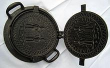 Waffeleisen  Waffeleisen – Wikipedia