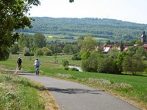 Werratal Radweg Karte.Werratal Radweg Reiseführer Auf Wikivoyage