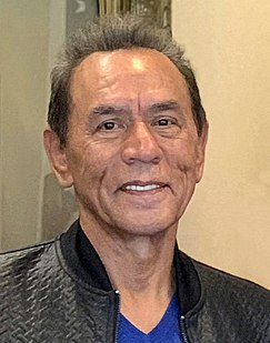 Wes Studi Cherokee American actor and film producer