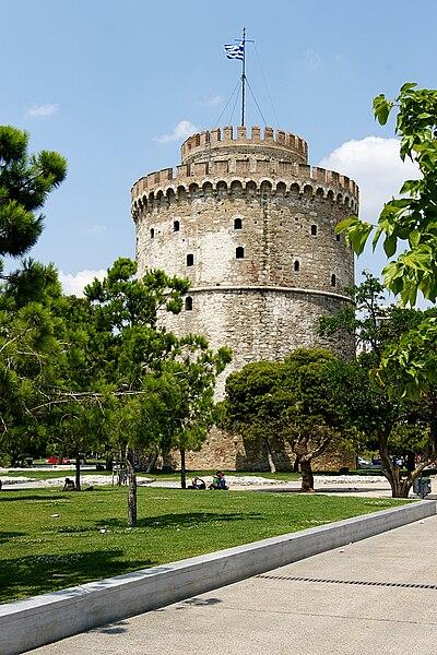 Αρχείο:White Tower Thessaloniki 2009.jpg