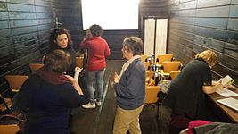 WikiDonne's SIS course in Rome 01.jpg
