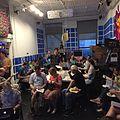 WikiWednesday Crowd August 2016.jpg