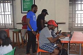 Wiki Loves Africa 2019 Upload Session in Ilorin 03.jpg