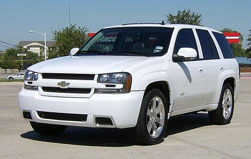Chevrolet Trailblazer Wikiwand