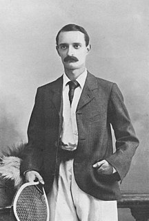 Wilfred Baddeley Tennis player and sports administrator