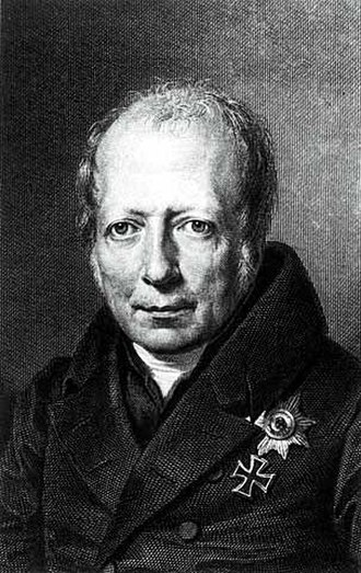History of European research universities - Wilhelm von Humboldt