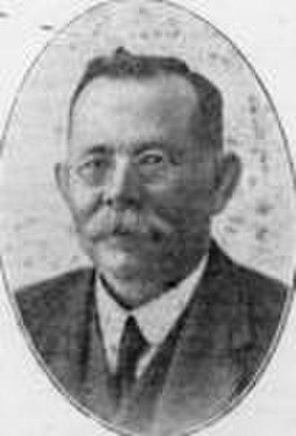 William Cooper (Australian politician) - Image: William Cooper MLA for Rosewood