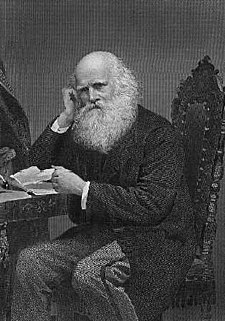 William Cullen Bryant, the Post's most famous 19th-century editor William Cullen Bryant.jpg