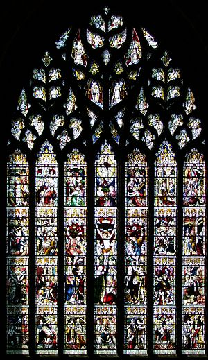 Wilbraham Egerton, 1st Earl Egerton - Window of William and Wilbraham Egerton