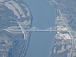 William H. Harsha Bridge aerial 2017b.jpg