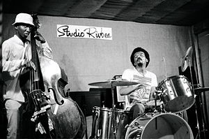 Rhythm section - Jazz is one of the styles that often features rhythm section members on solos.