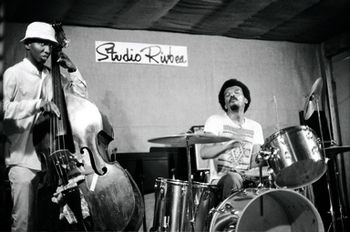 Studio Rivbea, NYC July, 1976