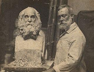 William Rudolf ODonovan American sculptor