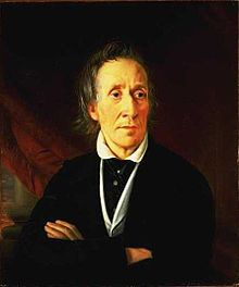 William Strutt, Portrait of John Pascoe Fawkner, founder of Melbourne, 1856.jpg