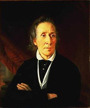 John Pascoe Fawkner - Portrait of John Pascoe Fawkner, founder of Melbourne, by William Strutt, 1856: oil on canvas; 61.3 x 51.2 cm. National Library of Australia.