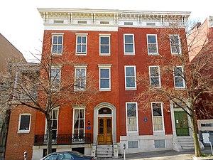 Bolton Hill, Baltimore - Image: Wilson House Baltimore Bolton Hill HD