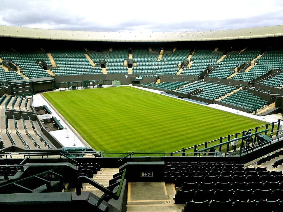 Wimbledon court No. 1