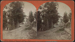 stereoscope of Pleasant Valley, N.Y.